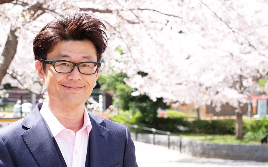 株式会社ジーエル 代表取締役社長 福田憲照
