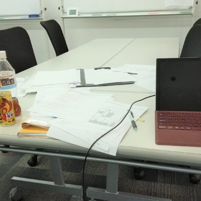 とある日の私の机。~苦手だからこそ、ツールを見直してみる~